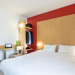 Отель B&B Hôtel CANNES Ouest La Bocca 3* Стандартный номер с разными типами кроватей фото 3