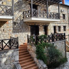 Отель Zachariou Stone Villas фото 3