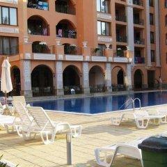 Апартаменты Palazzo Apartment Lew Солнечный берег бассейн фото 3