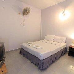 Отель Saladan Beach Resort 3* Стандартный номер с различными типами кроватей фото 5