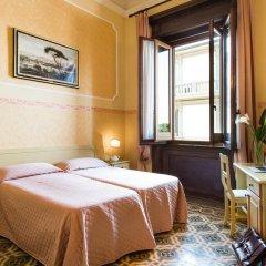 Hotel Fiorita 2* Стандартный номер с двуспальной кроватью фото 2