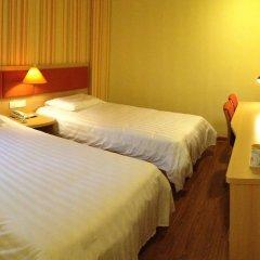Отель Home Inn Hangzhou Sijqing Clothing Market комната для гостей фото 2