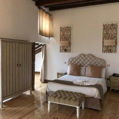 Отель Hostal Central Palace Madrid Номер Делюкс с различными типами кроватей фото 4
