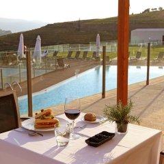 Hotel Rural Douro Scala питание