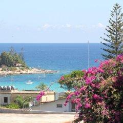 Отель B&B Residence L'isola che non c'è Фонтане-Бьянке пляж