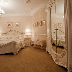 Мини-Отель Villa de Ville 4* Люкс разные типы кроватей фото 6