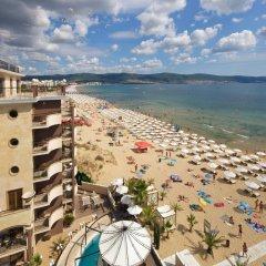 Отель Golden Ina - Rumba Beach Солнечный берег пляж
