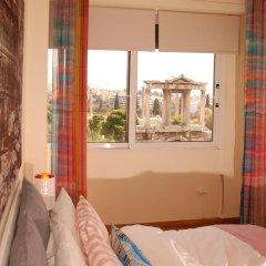 Отель Acropolis Luxury Suite балкон