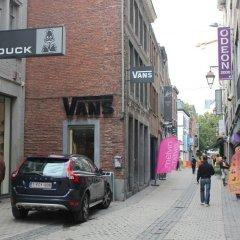 Отель Liège flats парковка