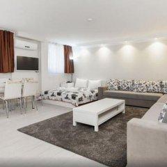 Отель Defne Suites Представительский люкс с различными типами кроватей фото 23