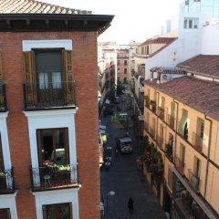Отель Hostal Abril фото 2