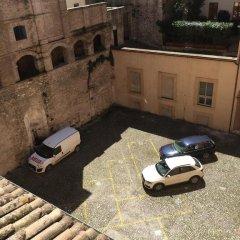 Отель Palazzo Rosari Spada Сполето бассейн