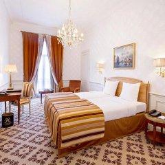 Отель Metropole 5* Улучшенный номер с двуспальной кроватью