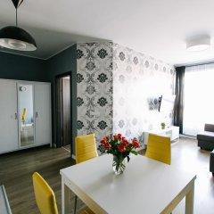 Отель Renttner Apartamenty Студия с различными типами кроватей фото 35