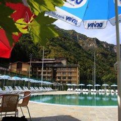 Отель Olymp Hotel Болгария, Правец - отзывы, цены и фото номеров - забронировать отель Olymp Hotel онлайн бассейн