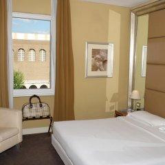 Eurostars Hotel Saint John 4* Номер Делюкс с различными типами кроватей фото 4