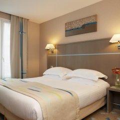 Отель Hôtel Alizé Grenelle Tour Eiffel 3* Стандартный номер с различными типами кроватей фото 2