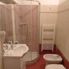 Отель B&B San Andreas Лечче ванная