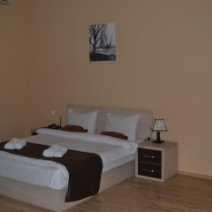 Отель Nitsa Стандартный семейный номер с двуспальной кроватью фото 8