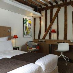 Select Hotel - Rive Gauche 4* Представительский номер разные типы кроватей фото 3