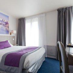 Hotel Saphir Grenelle 3* Стандартный номер с различными типами кроватей фото 5