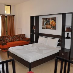 Отель Pelod Албания, Ксамил - отзывы, цены и фото номеров - забронировать отель Pelod онлайн комната для гостей фото 4