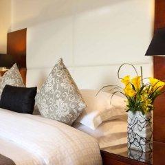 Отель Delta by Marriott Jumeirah Beach 4* Улучшенный номер с различными типами кроватей фото 4