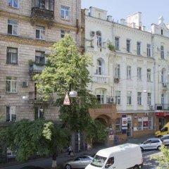 Апартаменты Olga Apartments on Khreschatyk Апартаменты с различными типами кроватей фото 3