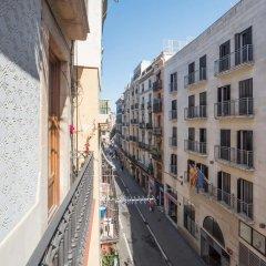 Отель Rent Top Apartments Las Ramblas Испания, Барселона - отзывы, цены и фото номеров - забронировать отель Rent Top Apartments Las Ramblas онлайн балкон