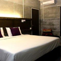 Отель Bangkok 68 3* Стандартный семейный номер с двуспальной кроватью фото 3