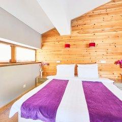 Гостевой дом Резиденция Парк Шале Номер Делюкс с различными типами кроватей фото 7