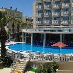 Отель Club Nergis Beach Мармарис детские мероприятия фото 2