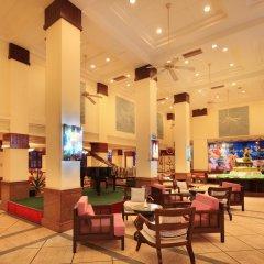 Sanya Golden Phoenix Sea View Hotel интерьер отеля фото 3