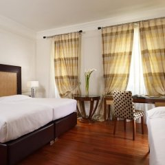 UNA Hotel Roma 4* Улучшенный номер с различными типами кроватей фото 5