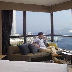 Отель The Harbourview 4* Стандартный номер с 2 отдельными кроватями фото 2