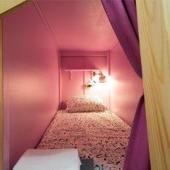 Хостел InDaHouse Кровать в общем номере