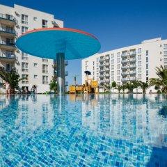 Апарт-отель Имеретинский —Прибрежный квартал Сочи бассейн фото 2