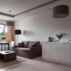 Апартаменты Chopin Apartments Capital Люкс с различными типами кроватей фото 6