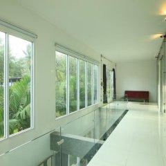 Отель Aonang Paradise Resort 3* Улучшенный номер с различными типами кроватей фото 4