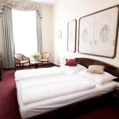 Отель Theaterhotel Wien 4* Стандартный номер с разными типами кроватей фото 8