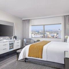 Отель Huntley Santa Monica Beach 4* Стандартный номер с различными типами кроватей