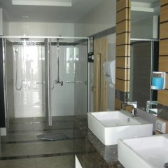 Отель Wong Amat Tower ванная