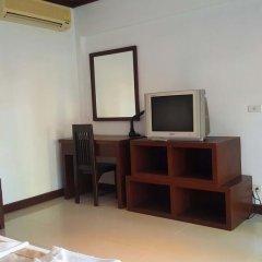 Отель Baan Khao Hua Jook 3* Улучшенная вилла с различными типами кроватей фото 8