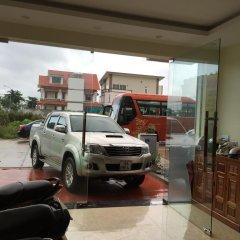 Отель Thang Long Guesthouse парковка