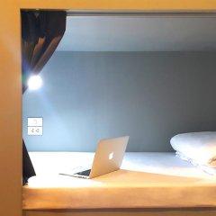 Отель TKT's Row House Стандартный номер с различными типами кроватей фото 6