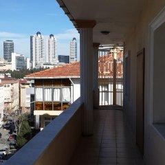 Отель Payidar Suite балкон