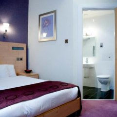 Artto Hotel Glasgow 3* Стандартный номер с двуспальной кроватью