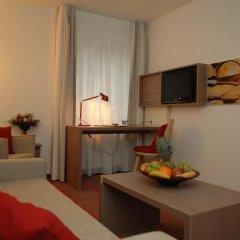 Отель Landhotel Martinshof Стандартный номер с различными типами кроватей фото 3