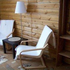 Мини-Отель Лесной Вегарус сауна