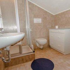 Отель Residence Rebgut Италия, Лана - отзывы, цены и фото номеров - забронировать отель Residence Rebgut онлайн ванная фото 2